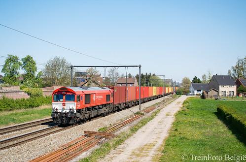 Crossrail DE6301 Hoeselt