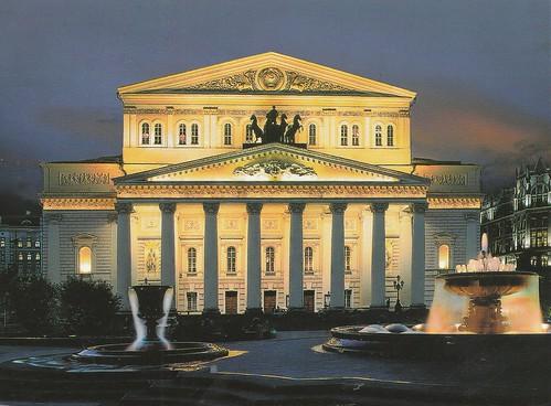 Théâtre Bolchoï, Moscou