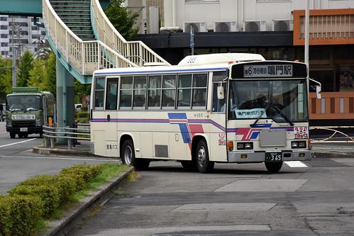 Tokushima Bus H-365