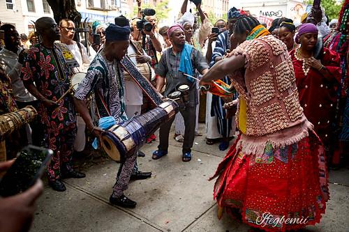 Sango dances
