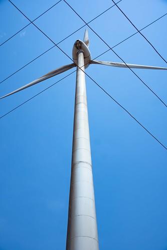 Wind Mill at Chalkewadi, Satara.