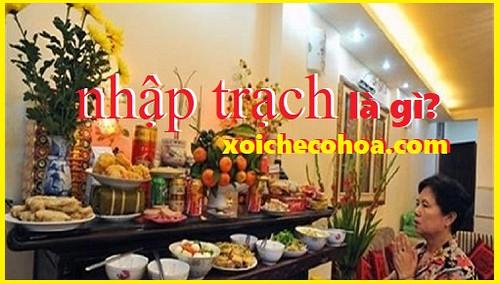 nhap-trach-la-gi