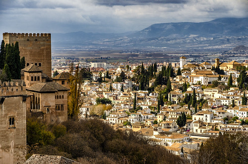 Granada and La Alhambra.