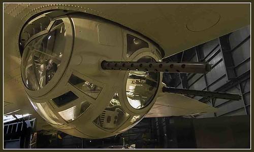 B17F ball turret