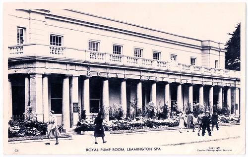Leamington Spa - Royal Pump Room
