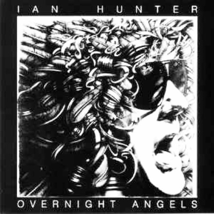 3 - Hunter, Ian - Overnight Angels - NL - 1977
