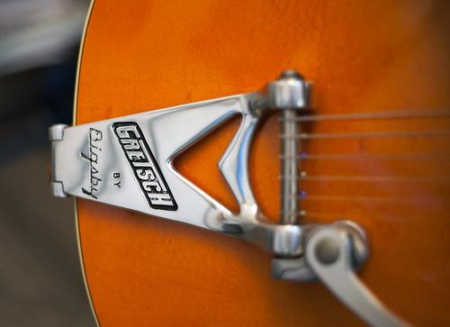 Gretch Guitar Bigsby Tremolo