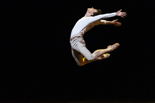 SF Ballet in Your Flesh Shall Be a Great Poem by Trey McIntyre
