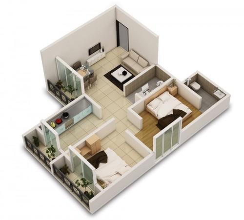 Rao bán 7.000 căn hộ tái định cư ở TP.HCM