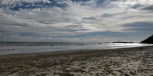 Another Side Binasi Beach #barus #binasibeach