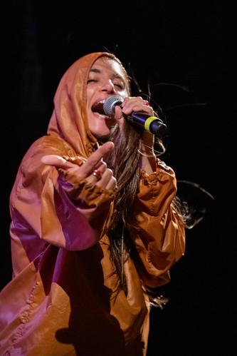 Sara Hebe - Open estival 2019