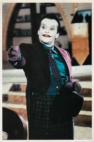 Jack Nicholson in Batman (1989)