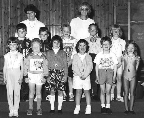 Muirfield PS Arbroath sports 1989