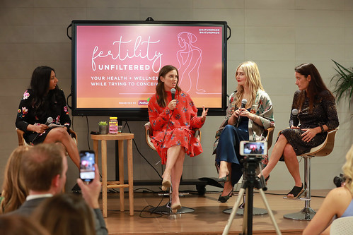 Nature Made and She Media presents the Fertility Unfiltered Panel