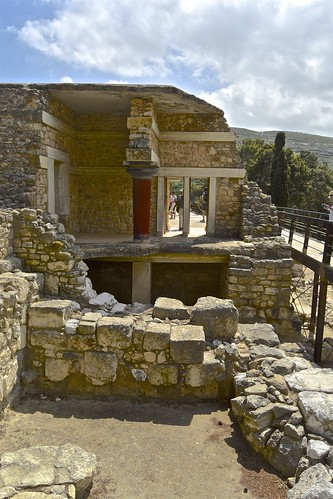 Ancient Palace of Knossos, Crete