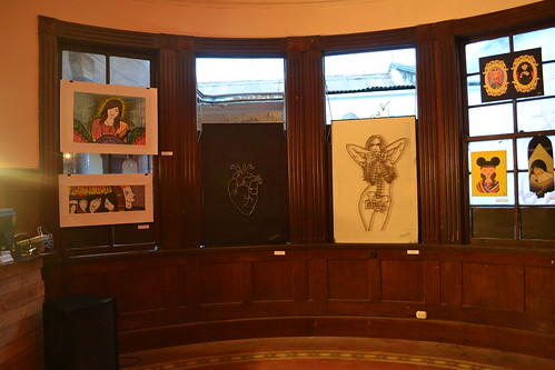 Primera Exposición Niñas Furia