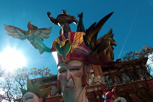 Alicante Fallas Fiestas