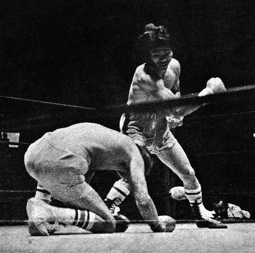 Hawaii Boxer Andrew Ganigan