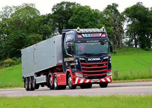 K300 EMB Scania R500 EM Bowman