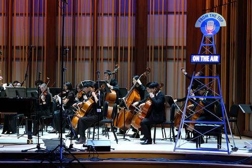 The San Diego Youth Symphony Chamber Orchestra