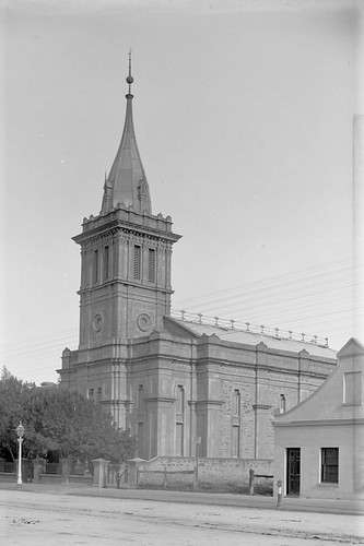 Adelaide United Presbyterian Church, Flinders Street
