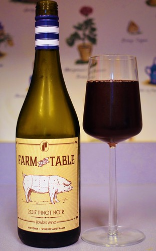Fowles Wine Farm To Table 2017 Pinot Noir
