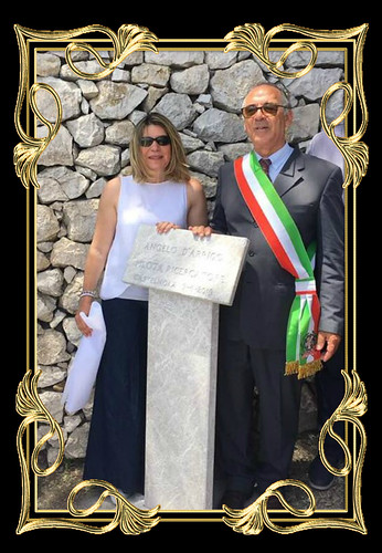 Castel Mola - Intitolato percorso naturalistico a Angelo D'Arrigo