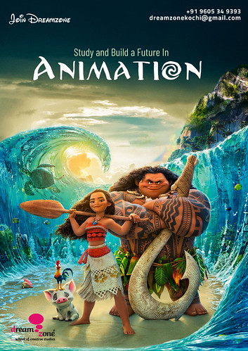 animation  courses in kochi