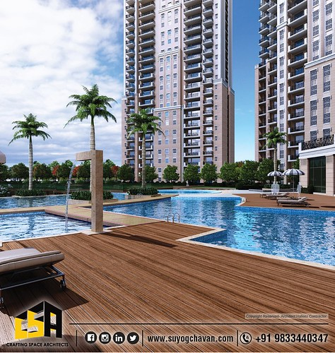 A-poolside-view-from-ATS-Tourmaline-commercial-building-architect