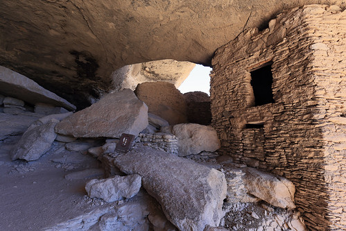 New Mexico - Gila Cliff Dwellings National Monument