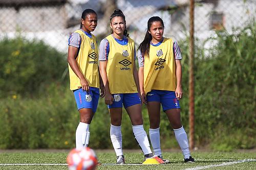 Sandrinha, Angelina e Katielle