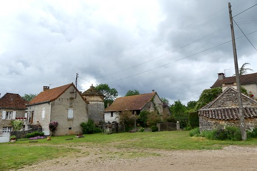 a nameless village somewhere in France
