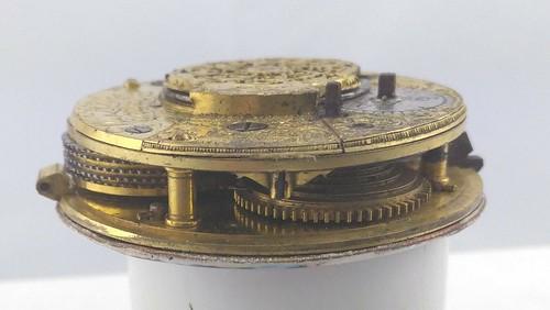 Sposta il mouse sull'immagine per eseguire lo zoom NAPOLEONICO-TRE-IMPERATORI-VERGE-FUSEE-policroma-COPPIA-caso-Orologio-da-taschino-1807 miniatura 1  NAPOLEONICO-TRE-IMPERATORI-VERGE-FUSEE-policroma-COPPIA-caso-Orologio-da-taschino-1807 miniatura 2  NAPO