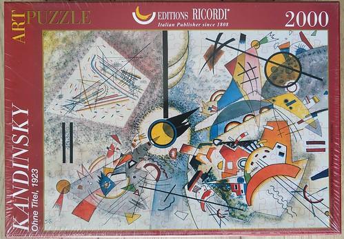 Ohne titel, Kandinsky