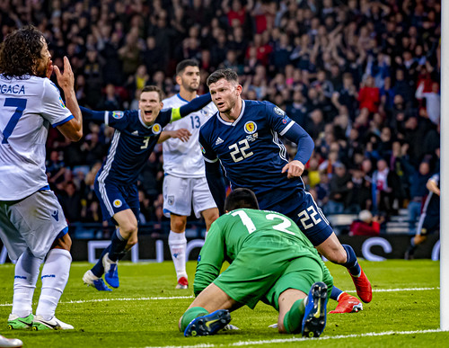 Scotland Vs Cyprus
