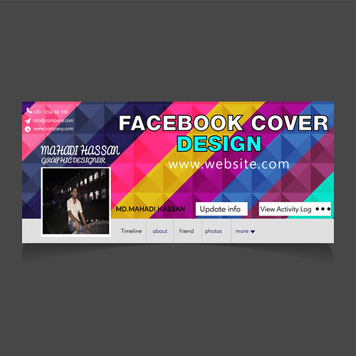 i will design professional catchy youtube thumbnail,facebook cover page