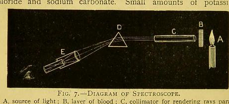 This image is taken from Page 46 of A manual of physiology : with practical exercises