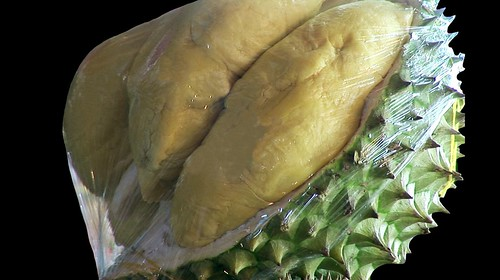 Vietnam - Saigon - City Market - Durian -1 d