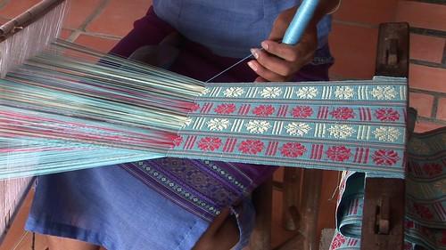 Vietnam - Saigon - Weaving - 2