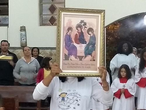 7° Dia da Novena da Santíssima Trindade Padre Dario