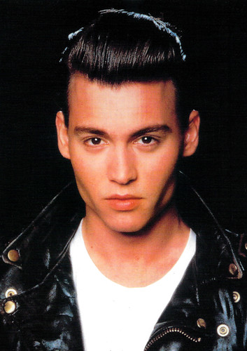 Johnny Depp in Cry-Baby (1990)