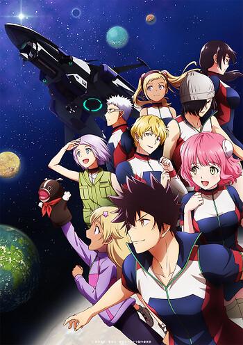 Buổi Dã Ngoại Ngoài Hành Tinh! VietSub - Kanata no Astra, Astra Lost in Space 2019