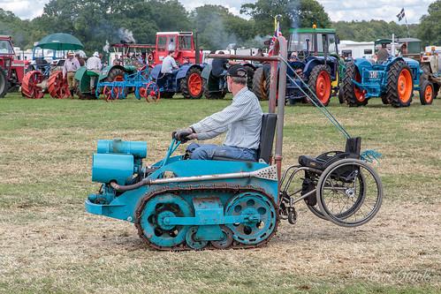 Stoke Row Steam & Vintage Rally 2019