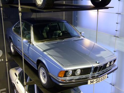 BMW 633 CSi [E24]