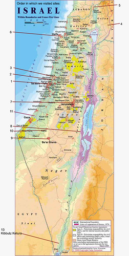Israel_Route
