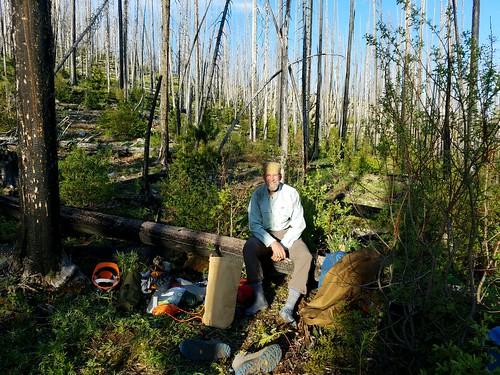 KarlK at Camp Curmudgeon