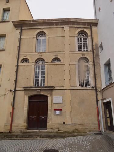 Synagogue de Carpentras - Carpentras (Provence), France  CRW_6521rt