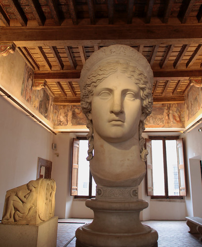 Juno Ludovisi (I secolo d.C) - Museo nazionale romano di palazzo Altemps, Roma