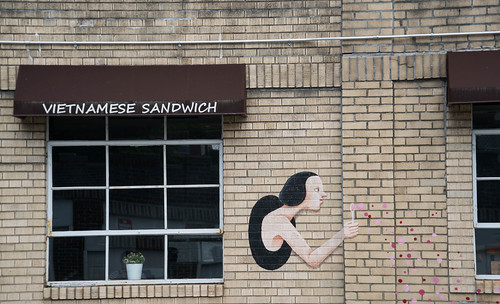 Vietnamese Sandwich Shop - Long Island City, Queens