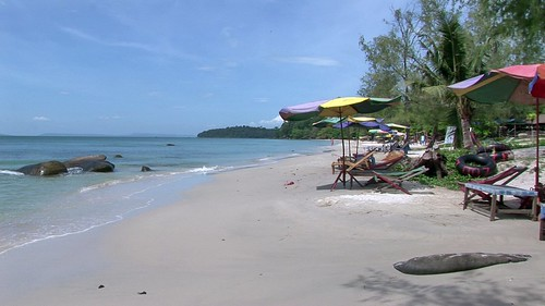 Cambodia - Sihanoukville - Independence Beach - 5